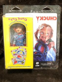 "NECA Chucky Good Guys 8"" Scale Clothed Action Figure Horro"