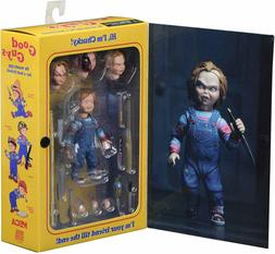 """CHUCKY Ultimate Action Figure Childs Play Scale 4"""" inch Neca"""