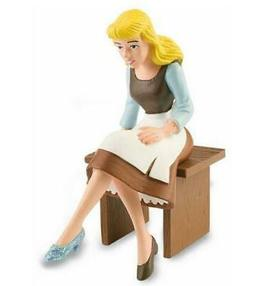 Cinderella 3 7//8in Princess Bullyland 12501