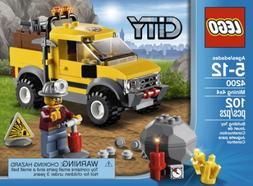 LEGO City Mining 4200 Mining 4X4