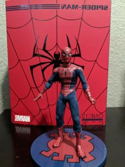 Mezco Classic Spider-Man 1:12 Collective Action Figure