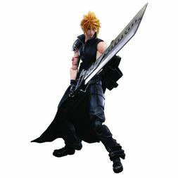"CLOUD STRIFE Final Fantasy: Advent Children 10"" Figure"