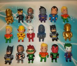 DC DIRECT COLLECTIBLES 18 PC SCRIBBLENAUTS MINI FIGURE LOT B