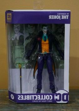 DC Collectibles DC ESSENTIALS THE JOKER action figure NEW !