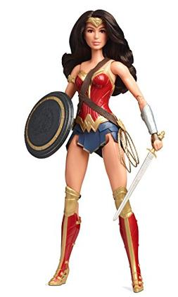 Barbie Collector Justice League Wonder Woman Doll