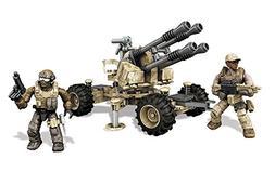 Mega Bloks Collector Series * Call of Duty Anti-Aircraft Veh
