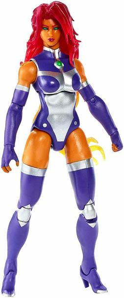 "DC Comics Multiverse 6"" STARFIRE Build a Figure Ninja Batman"