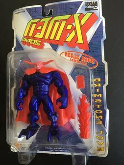 Marvel Comics X-MEN 2099 Brimstone Love with Back Slash Acti