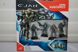 Mega Construx Halo Ultimate Blue Team Building Set 146 Pcs D