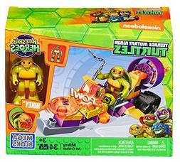 Mega Construx Teenage Mutant Ninja Turtles Half-Shell Heroes
