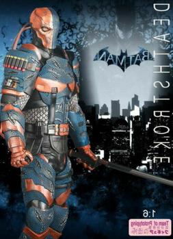 Crazy Toys 1/6th Scale Deathstroke Arkham DC Comics Marvel F