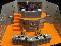 Custom Battlestar Galactica Bridge Playset