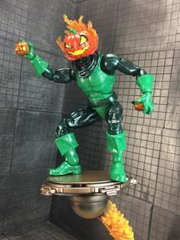CUSTOM JACK O'LANTERN 6 Inch Action Figure Marvel Legends