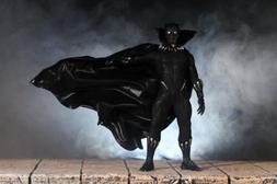 Custom mezco Marvel Black Panther cape suitble for 6-7inch 1