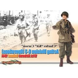 """Dragon Cyber-Hobby 1/6 Scale 12"""" WWII US Charles Kit Carson"""