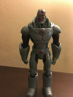 "Cyborg dc comics action figure!! Loose 7"""