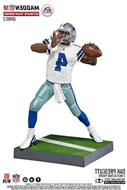 Dallas Cowboys Dak Prescott Madden Figure