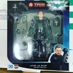 DARK KNIGHT TRILOGY RA`S AL GHUL MAFEX 1/12 6 INCH ACTION FI