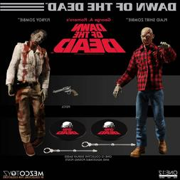 Dawn of the Dead Boxed Set One:12 Collective Figures Mezco H