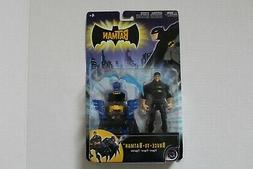 DC Animated Batman Action Figure Bruce-To-Batman