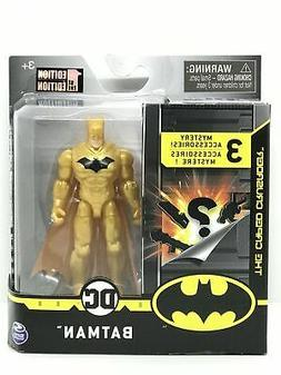 DC Batman 2020 Defender Batman  4-inch Action Figure by Spin