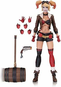 DC Bombshells ~ HARLEY QUINN ACTION FIGURE ~ DC Collectibles