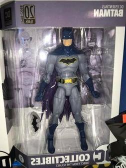 Dc Collectibles 20th Ann   DC ESSENTIALS BATMAN  6 inch acti