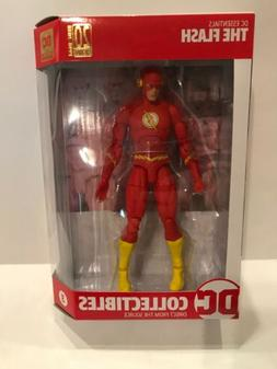 Dc Collectibles 20th Ann   DC ESSENTIALS  THE FLASH  6 inch