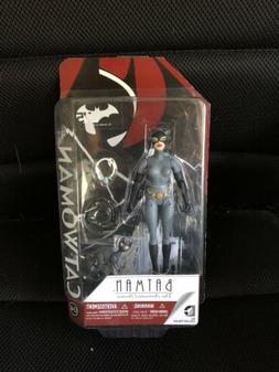 "DC Collectibles Batman: The Animated Series CATWOMAN 6"" Acti"