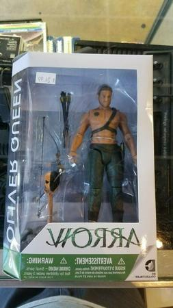 DC Collectibles Direct Oliver Queen Action Figure Arrow TV C