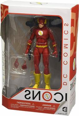 DC Collectibles DC Comics Icons: The Flash Chain Lightning A