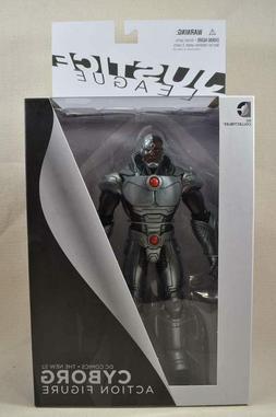 dc collectibles justice league cyborg action figure