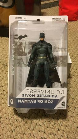 DC COLLECTIBLES SON OF BATMAN ANIMATED MOVIE: BATMAN ACTION