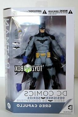 DC Collectibles Zero Year Batman Capullo Designer Series 3 A