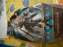 DC Comics Aquaman Movie 6-Inch Action Figure - Black Manta-