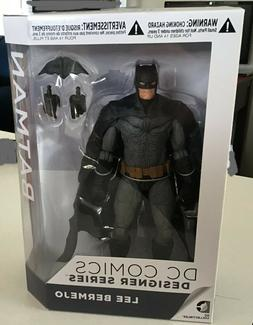DC Comics Batman Action Figure Designer Series Lee Bermejo C