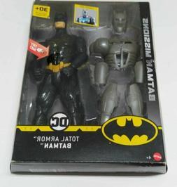 DC Comics Batman Missions 12-Inch Total Armor Batman Action