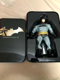 DC Comics Collectibles 75 Years of Batman Action Figure Dark