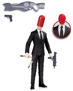 DC Comics Designer Series 2 Red Hood by Greg Capullo Figure