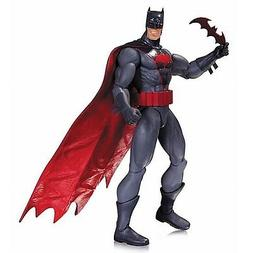 dc comics earth 2 batman thomas wayne