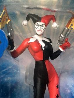 DC Comics Harley Quinn 4 Inch Collectible PVC Action Figure