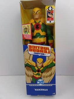 DC Comics Justice League Action 12 Inch Hawkman Action Figur