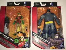 DC COMICS Multiverse: ARMORED BATMAN, ROBIN Action Figures
