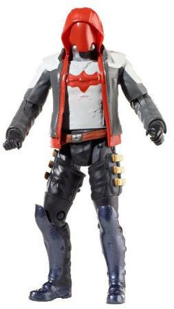 "DC Comics Multiverse 4"" Basic Figure, Red Hood"