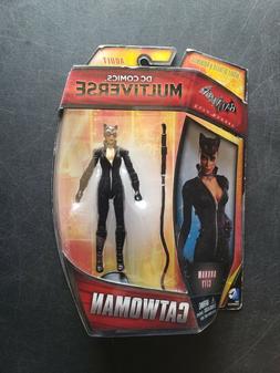 DC Comics Multiverse Batman Arkham City Catwoman 4-Inch Acti