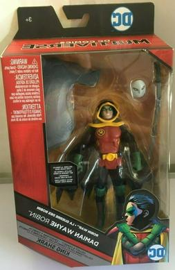 DC Comics Multiverse Damian Wayne Robin Build King Shark Act