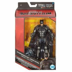DC Comics Multiverse Justice League Batman Tact Suit Figure,