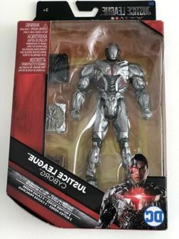 DC Comics Multiverse JUSTICE LEAGUE CYBORG Movie 6 inch ACTI