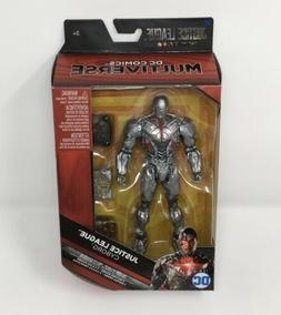 DC Comics Multiverse Justice League Movie ~ CYBORG ~ Exclusi