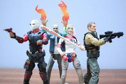 """DC Comics Multiverse Suicide Squad Series Action Figure 12"""""""